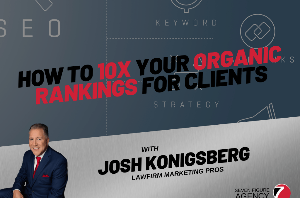 Josh Konigsberg to Speak at Prestigious Seven Figure Agency Intensive